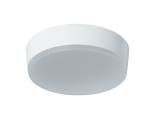 RAB LED 5 Inch SKEET SK9R Round 9 Watt Low Profile LED Flush Mount Retrofit Light Fixture