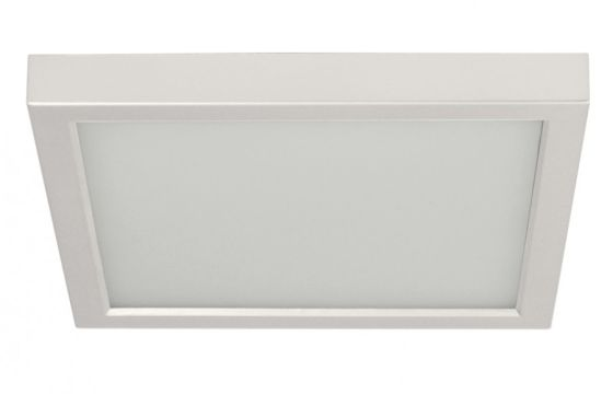 Alcon Lighting 11171-7 Disk Architectural LED 7 Inch Square Surface Mount Direct Down Light
