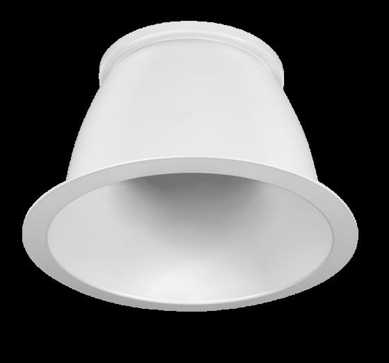 RAB 8 Inch Retrofit LED Downlight Reflector D8TRIM