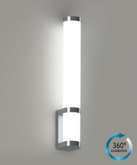 Alcon Lighting 11250 Hydrogen Vertical Architectural LED Wall Mount Linear Sconce