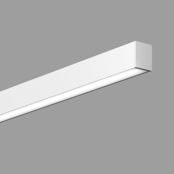 Lumenwerx VIA 3 LED Chromawerx Quadro RGBW Linear Surface Fixture