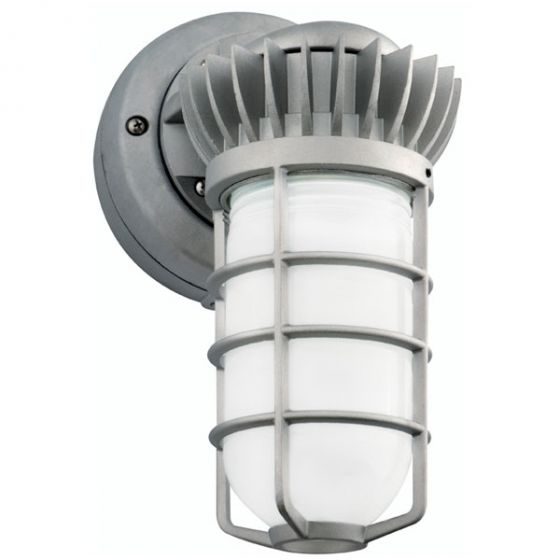 RAB VXBRLED13DG Vaporproof LED Wall Mount