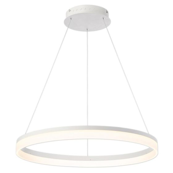 Alcon Lighting 12244 Bandini Large 31.5 Inches Architectural LED Suspended Pendant Chandelier