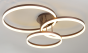 Image 1 of Alcon Lighting 12277-3 Redondo Architectural LED 3 Tier Ring Surface Mount