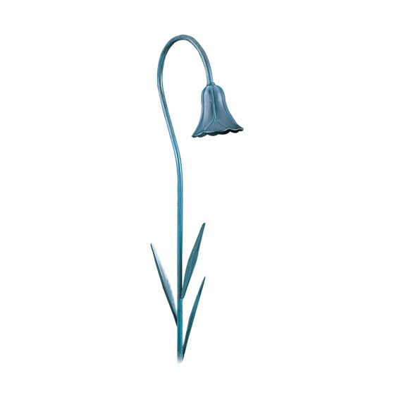 Image 1 of SPJ Lighting Forever Bright SPJ08-01 Low Voltage LED Outdoor Tulip Style Path Light