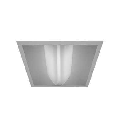 Focal Point Lighting FAR11 Aerion 1x1 Architectural Recessed Fluorescent Fixture