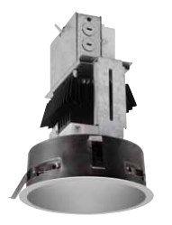 "Image 1 of Intense Lighting SS8RG2 LED Remodel Round 8"" Open Light + Trim + Housing"
