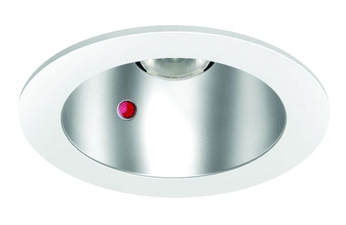 Image 1 of Alcon Lighting 14085 Node II Architectural LED 6 Inch Emergency Recessed Direct Down Light - 3600 Lumens