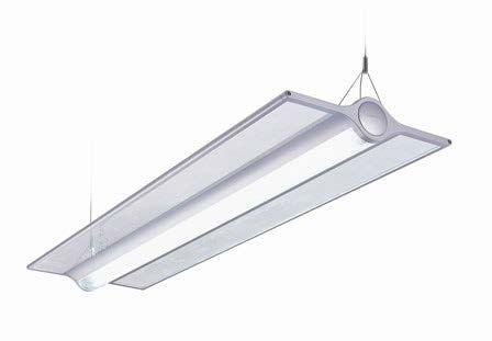 Image 1 of Alcon 12252 Saber 4-Foot Commercial-Grade LED Pendant Light