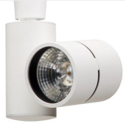 intense lighting ob2 orbis led vertical round track luminaire