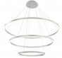 Image 2 of Alcon Lighting 12234 Cirkel Three-Tier 60.75 Inches LED Architectural Suspended Pendant Chandelier