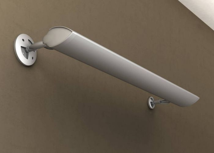 Image 1 of Cooper Ametrix Arrowlinear LED Extra Small Continuous Row Wall Mount