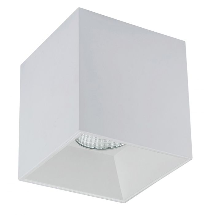 Alcon Lighting 11212 Led 6 Inch Surface Or Suspended Mount Cube Light Fixture Downlight
