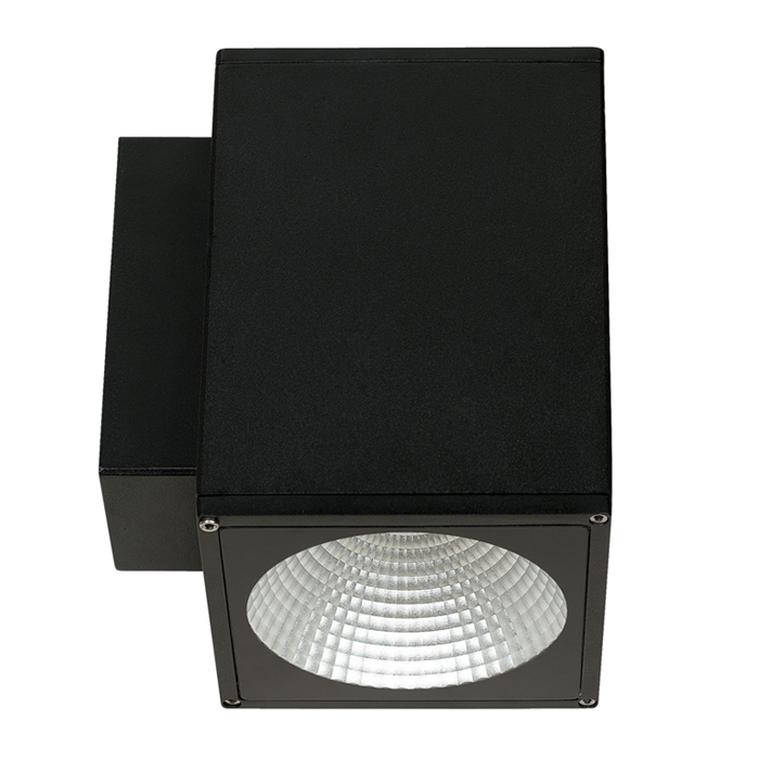 Alcon Lighting 11220-DIR Pavo Architectural LED 6 Inch Square Wall ...