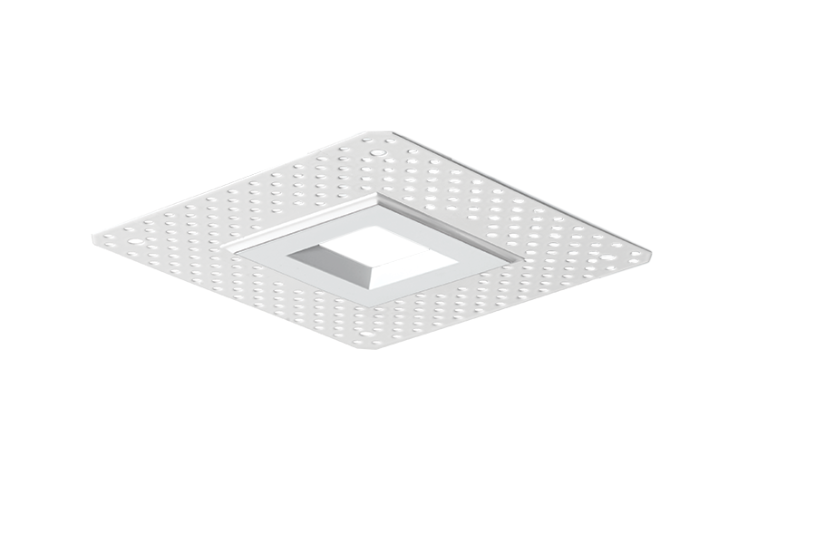 Alcon Lighting 14042 Sr Architectural 1 Inch Square Trimless