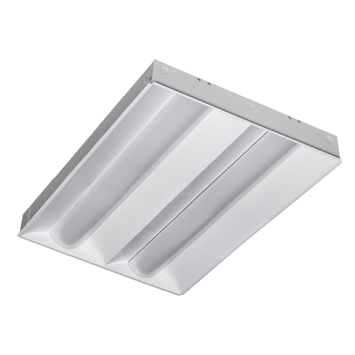 Alcon Lighting 14060 RTLED Architectural LED 2x4 Dual Basket ...