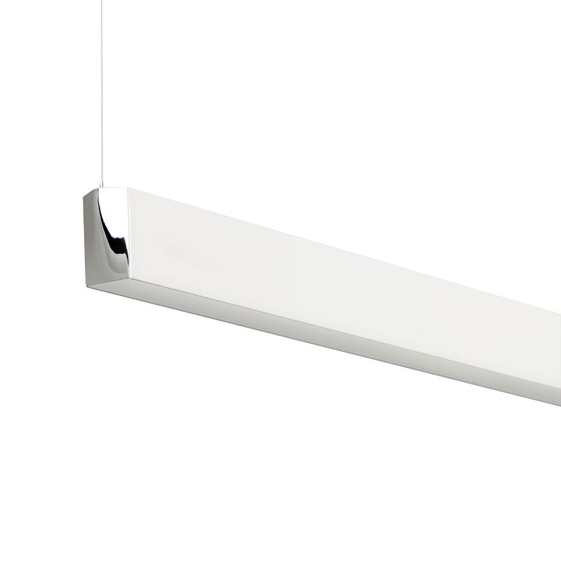 Alcon Lighting 12212 Linea Architectural Led Linear Suspension Pendant Mount Direct Indirect Light Fixture