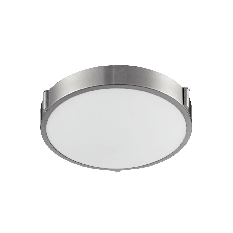 Kuzco 501102 led round 11 inch flush mount ceiling fixture