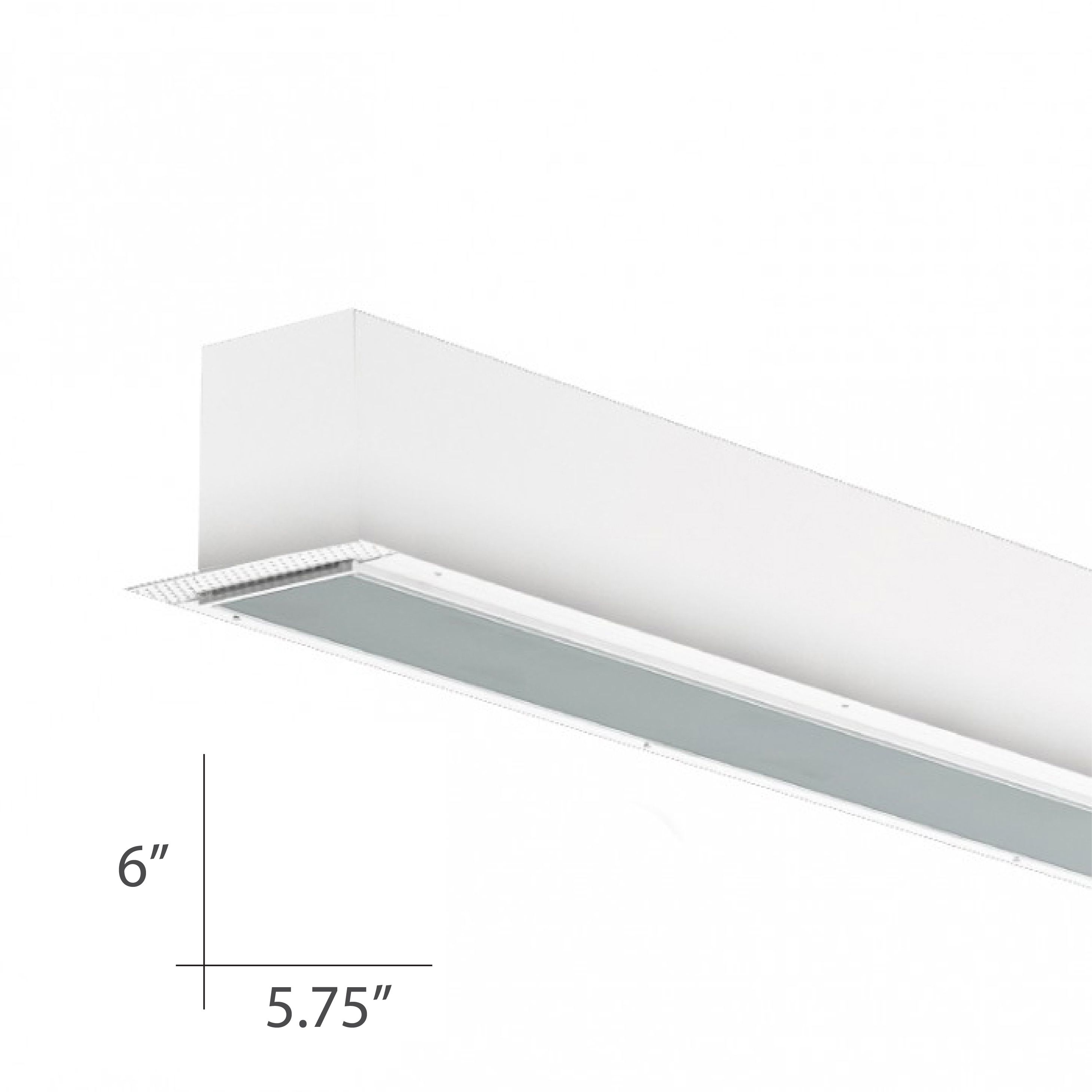 Alcon Lighting Beam 66 Series 7022-4 Architectural Linear ...