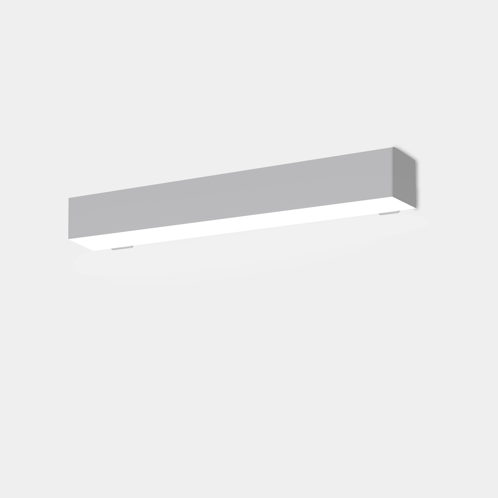 Alcon Lighting 11158 4 Beam 20 Series Architectural Led Foot Linear Wall Mount Direct Indirect Light Fixture