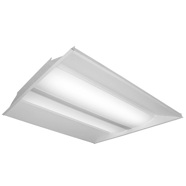 2x4 Led Light Fixtures Dimmable: Deco Lighting Cloud 45W 2x4 Digital LED Recessed Troffer