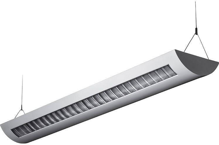 Alcon Lighting Delano 10104 T8 or T5HO 4 Foot Fluorescent ...