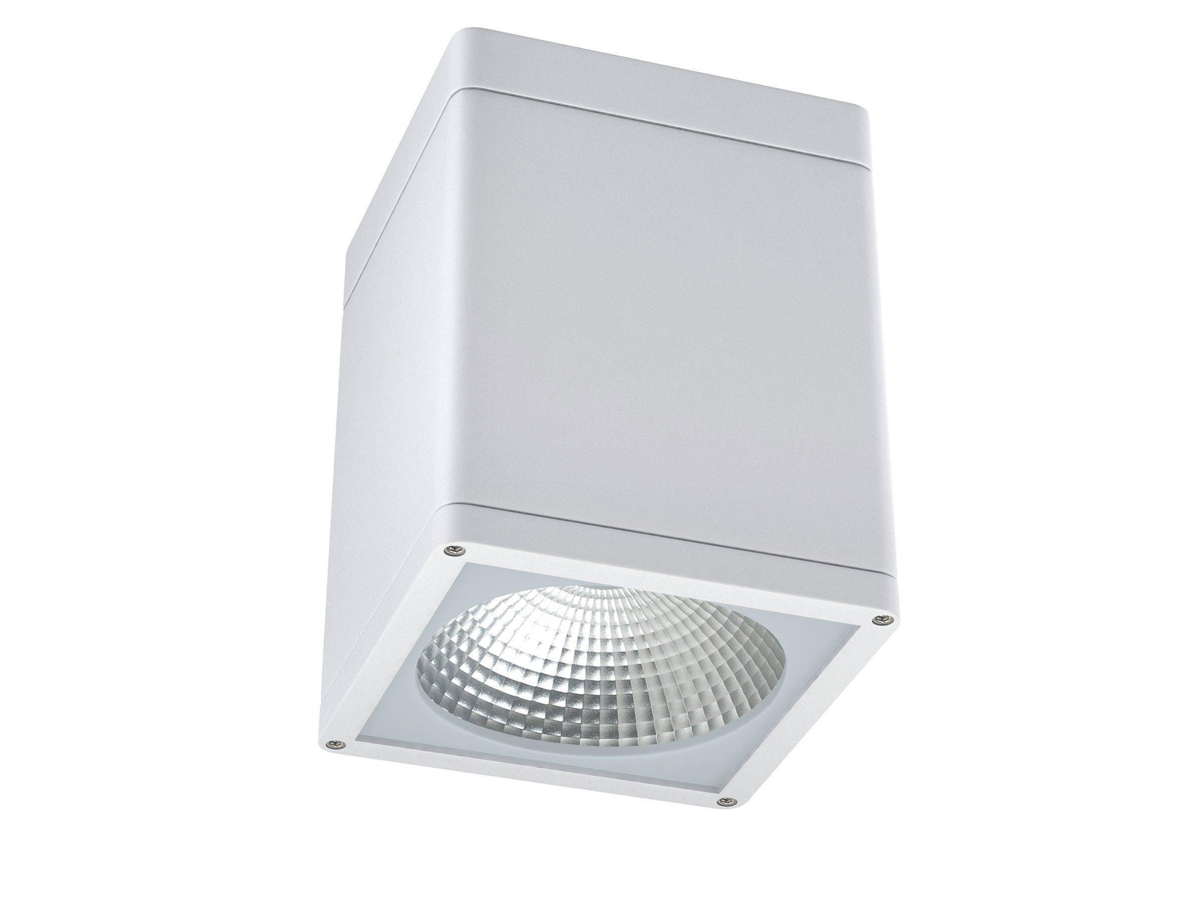 Alcon lighting 11223 dir pavo architectural led 4 inch square alcon lighting 11223 dir pavo architectural led 4 inch square surface ceiling mount direct down light fixture aloadofball Image collections