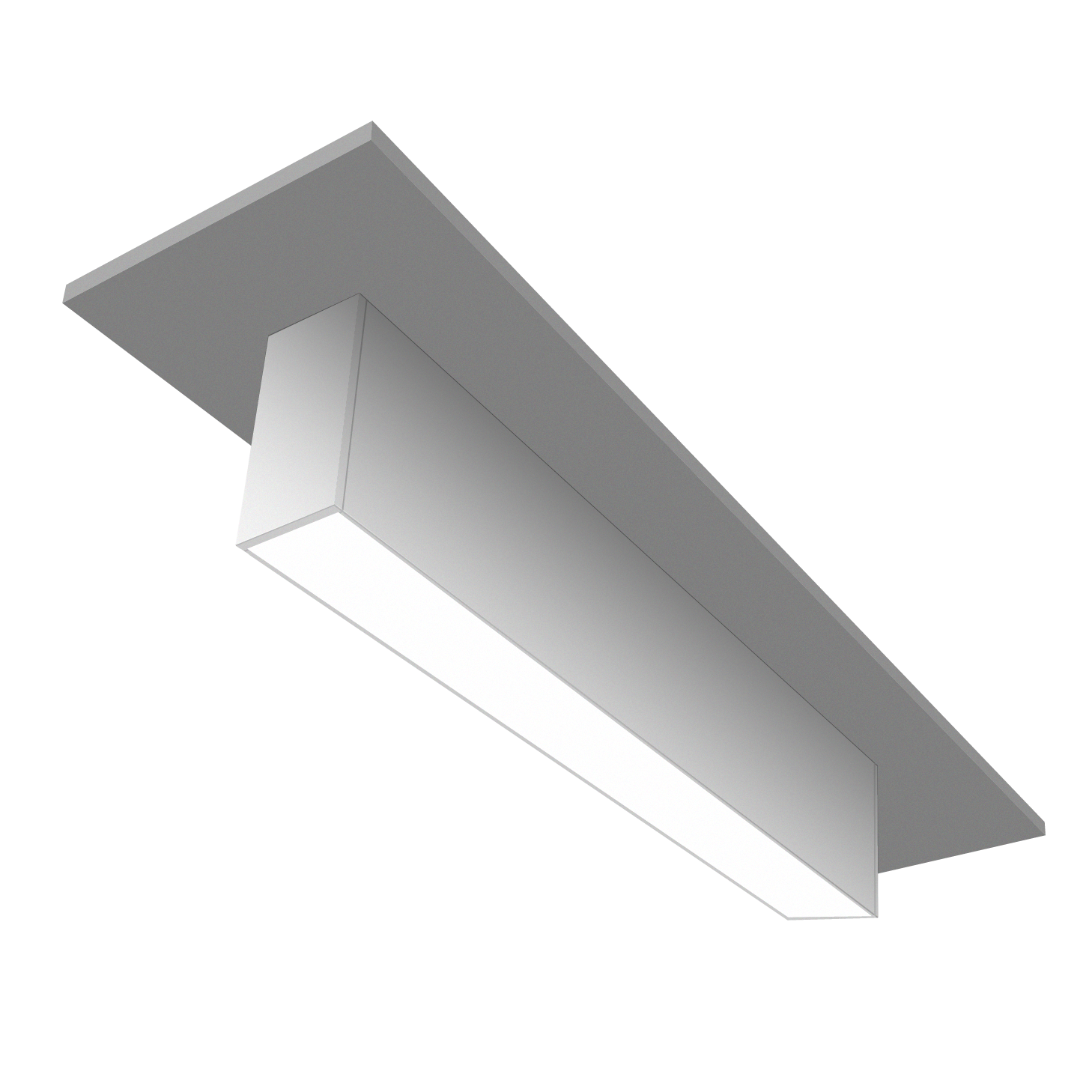 Alcon Lighting 14071 2 Illumine Architectural 5 Channel Color Tuning Led Foot Linear Surface Mount Direct Light Fixture