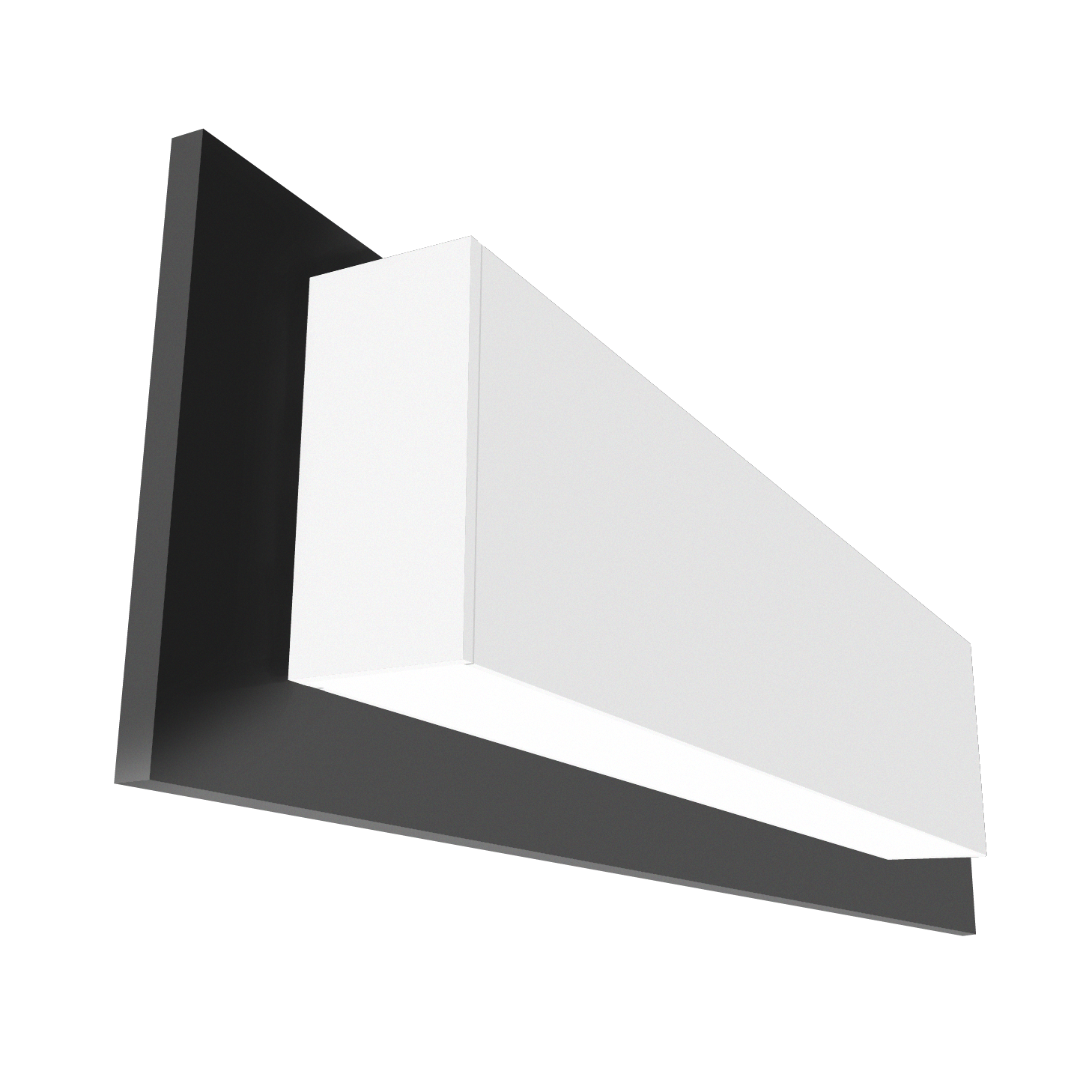 Alcon Lighting 14072 8 Illumine Architectural 5 Channel Color Tuning Led Foot Linear Wall Mount Direct Indirect Light Strip Fixture