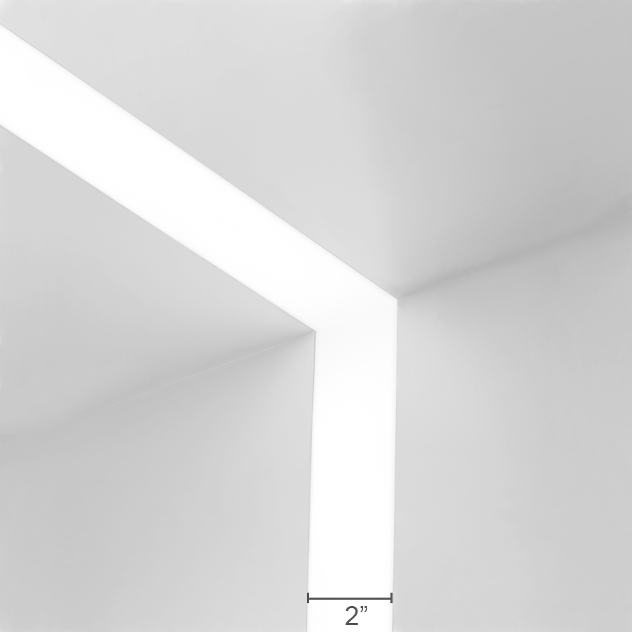 Alcon Lighting 14100 2 Continuum Ii Architectural High
