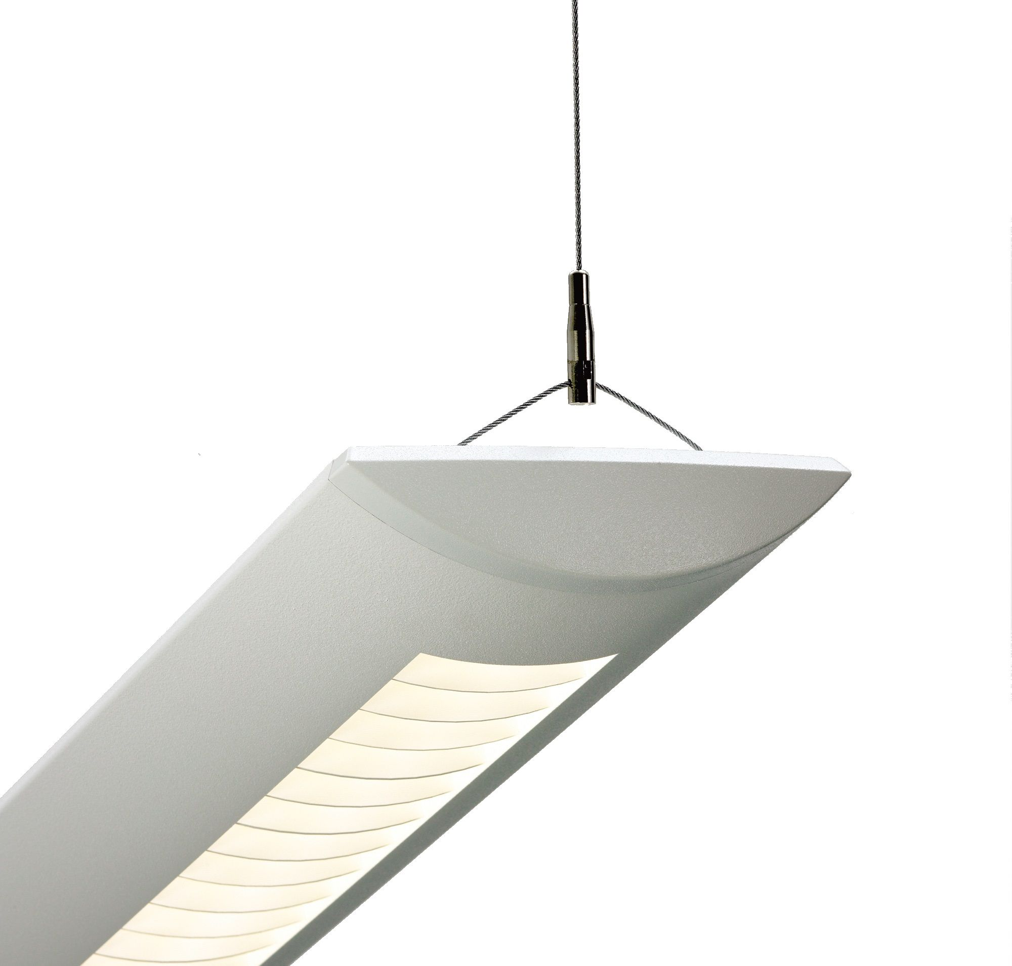 Litecontrol Arcos Indirect Direct Suspended Linear Fluorescent Pendant