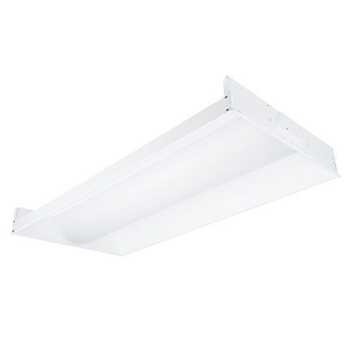 Led Light Enclosed Fixture: Columbia Lighting LTRE24 Transition LED Enclosed High