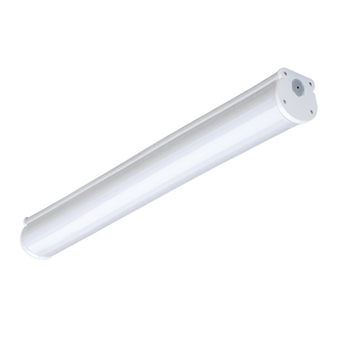 Led Light Fixtures Damp Location: ASD Lighting ASD-LVP2SM-4N31 Seamless LED 4 Foot