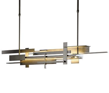 hubbardton forge planar 139720 led 2700k adjustable pendant lighting