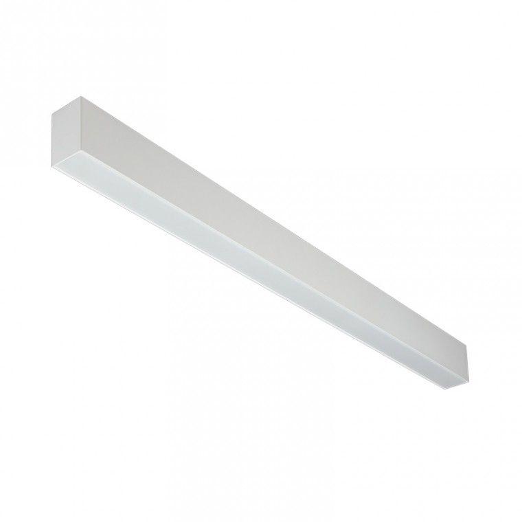 Atlantic Lighting Fluorescent 4x4 Quatro QIS-44 Indirect Suspended ...