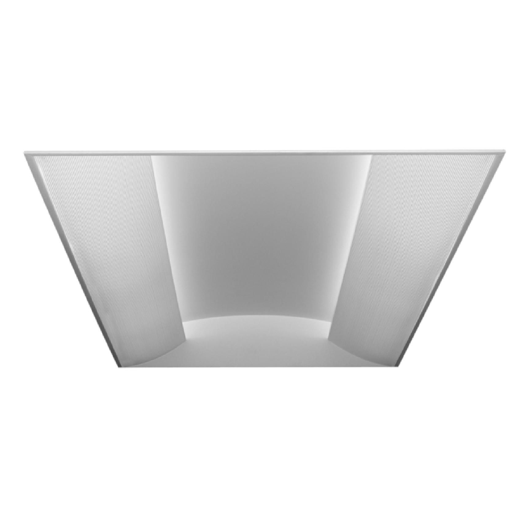 Alcon Lighting 7018 Side Basket 2x2 Fluorescent Recessed Troffer ...