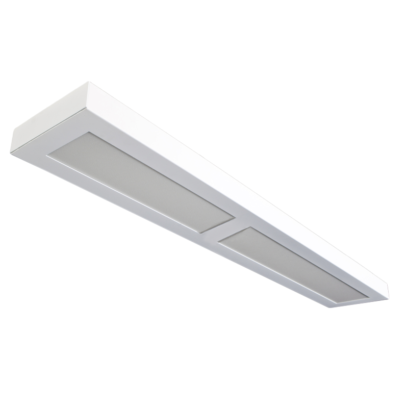 Alcon Lighting 11160 8 Nlw Architectural Led Foot Linear Wall Mount Direct Indirect Light Fixture