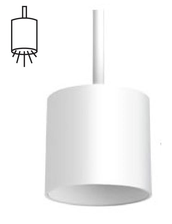 Alcon Lighting 12302-P Cilindro I Architectural LED Small Modern ...