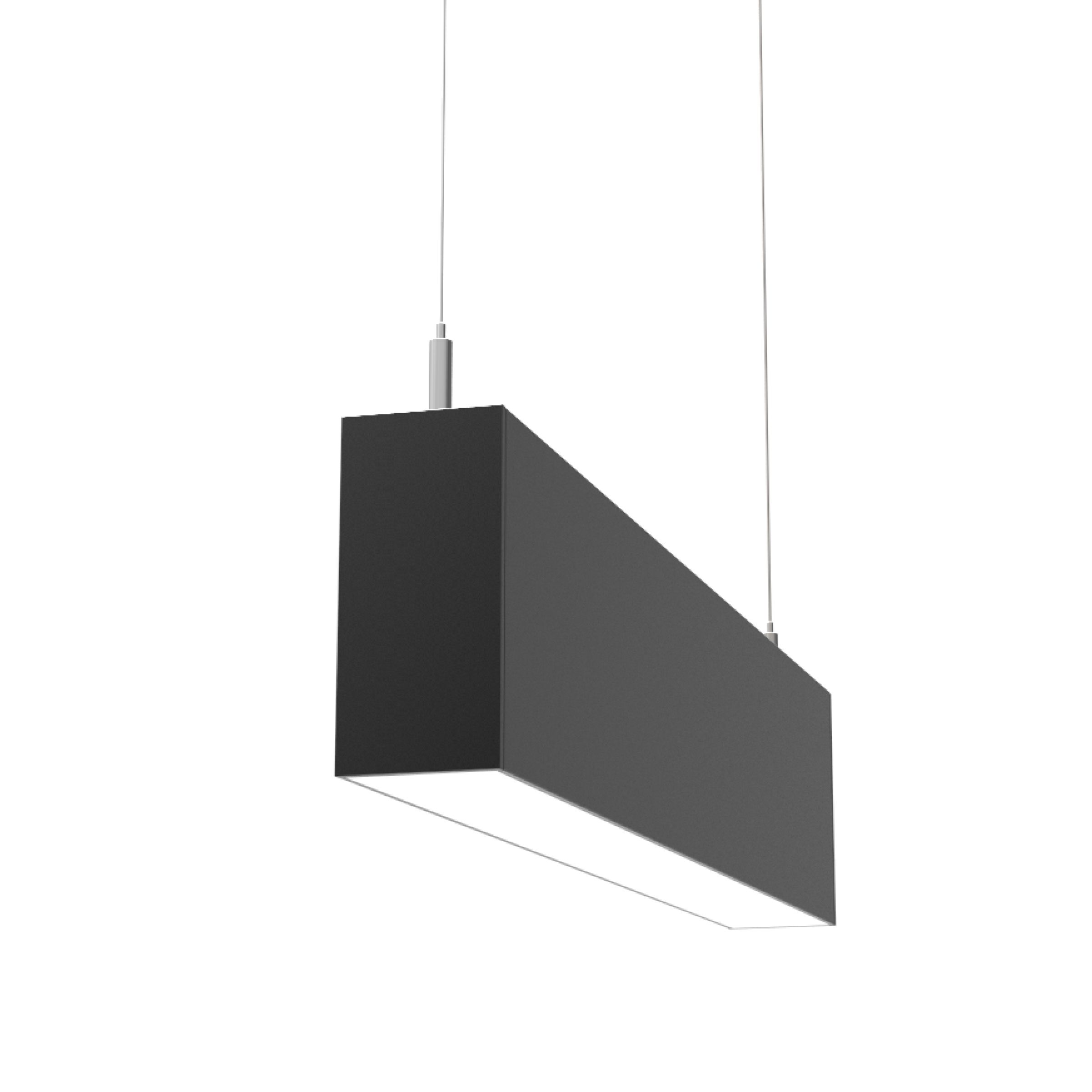 Suspended linear lighting Recessed Ceiling Alcon Lighting Deco Lighting Vector Led Suspended Lienar Pendant Light Direct
