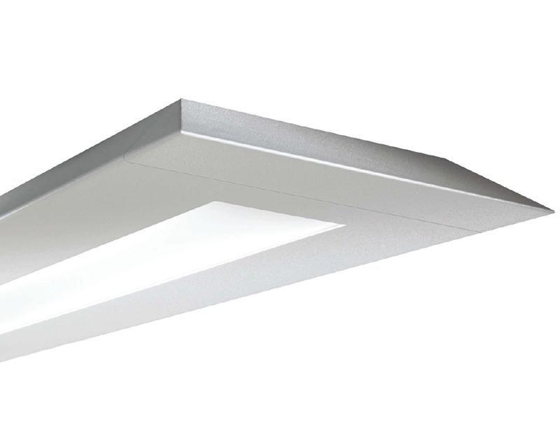 Philips Verge 7606 Architectural Suspended Fluorescent Light Fixture ...