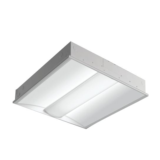 Image 1 of Cooper Class R3 Linear Prismatic Lens LED Recessed Light Fixture