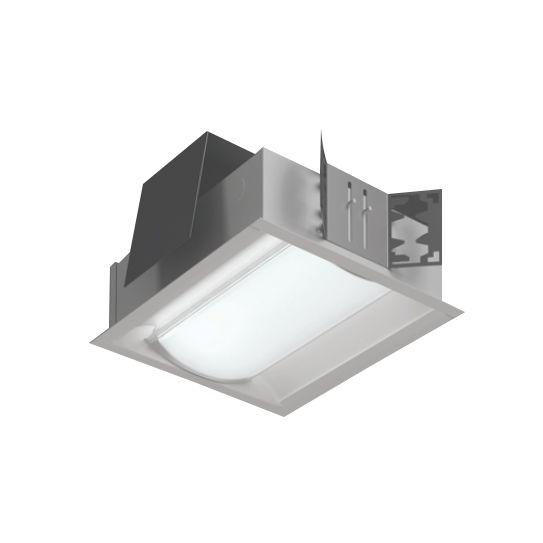 Image 1 of Cooper R Mini Nano Prism Lens Recessed LED Light Fixture