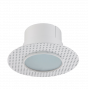 Image 2 of Alcon Lighting 14013-L Illusione 4 Inch Architectural LED Round Trimless Recessed Frosted Lens Light Fixture