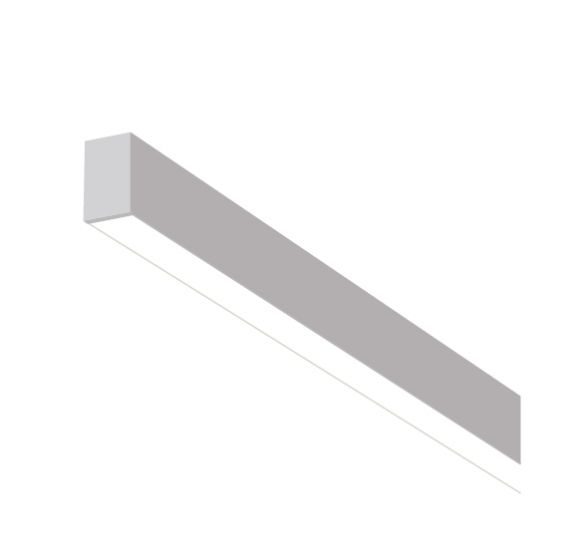 Alcon Lighting Beam 23 6017 Fluorescent Surface Mount  Light Fixture - Direct