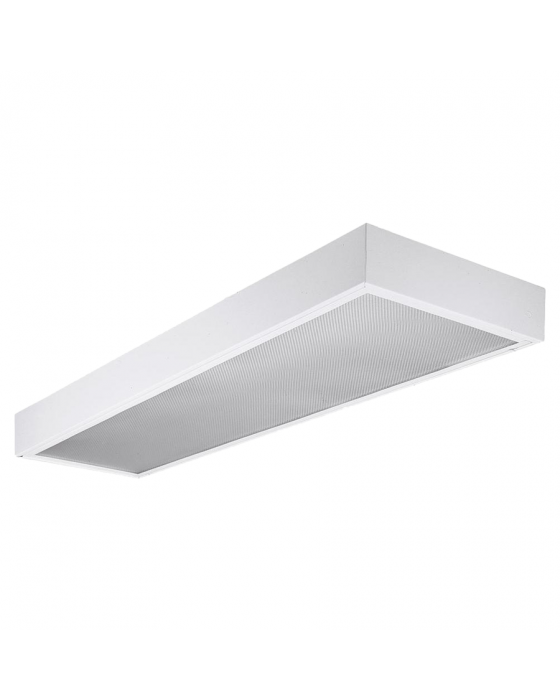 3660ea9fbcc Alcon Lighting 14057 iLED Architectural LED 2x4 Surface Mount Recessed  Direct Light Troffer