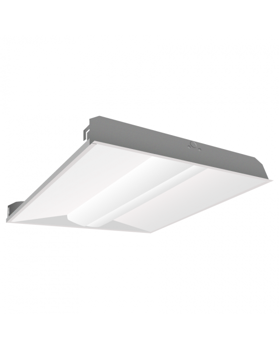 e1b8f125cd8 Alcon Lighting 14064 Abright Architectural LED 2x2 Recessed Center Basket  Direct Light Troffer