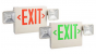 Alcon Lighting 16107 EMEXCOMBO Architectural LED Aluminum Exit Sign & Emergency Light Combo
