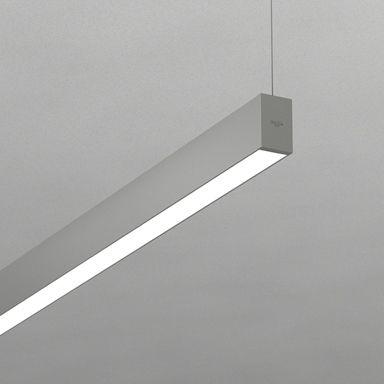 linear pendant lighting. Axis Lighting Beam2 Direct/Indirect Fluorescent Linear Pendant Light Fixture 4
