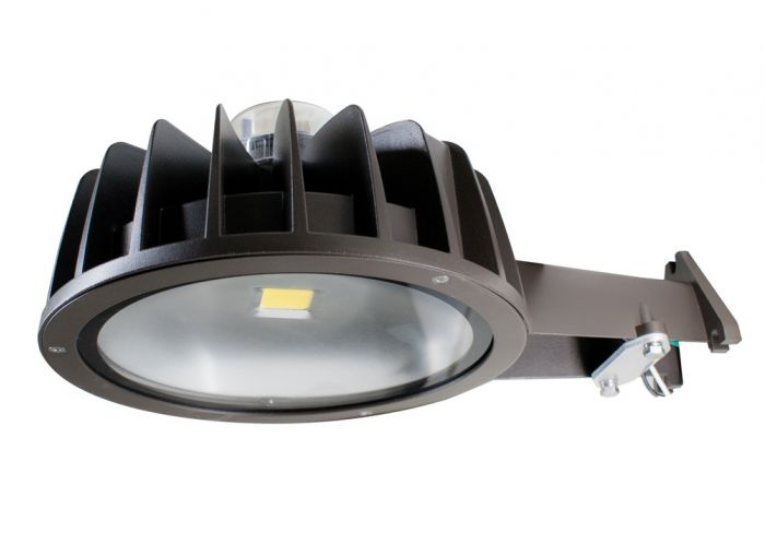 Westgate LR-50 50 Watt LED Area Light Wet Location Rated 120V with Photocell