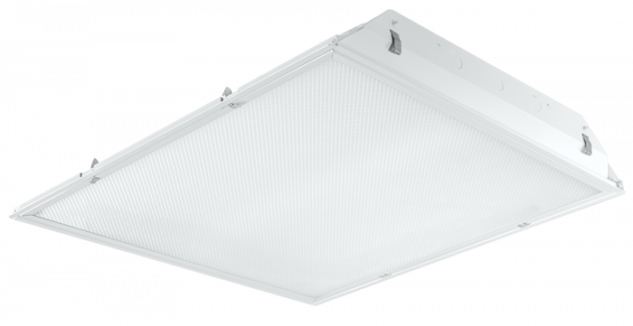 Image 1 of RAB TRLED 2X2 FT Commercial LED Troffer 37 Watt with Dimming